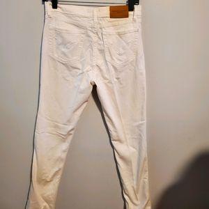 Fabrizio Giana White Jeans